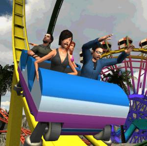 VR Theme Park Cardboard3