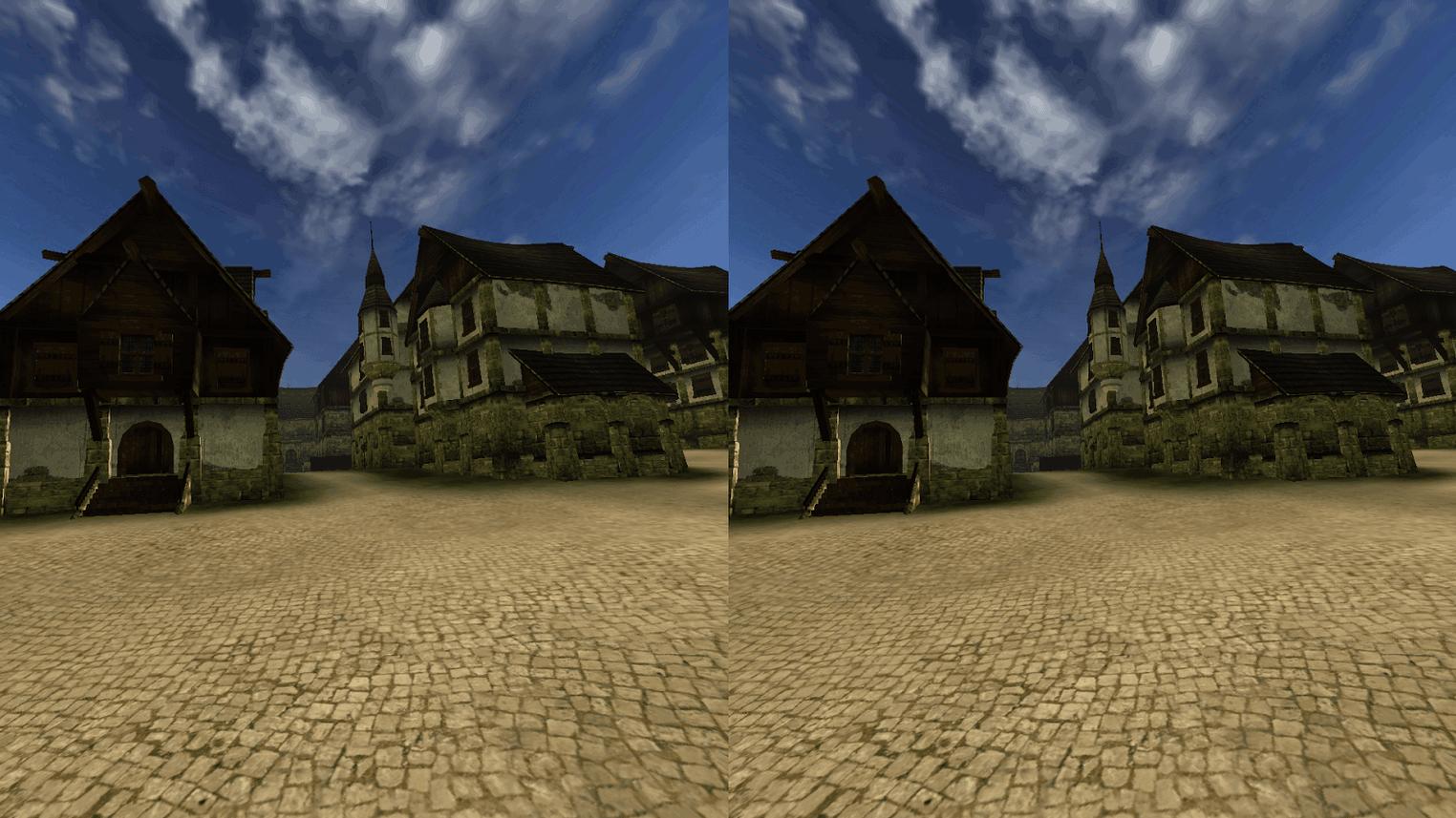 Village Virtual Reality