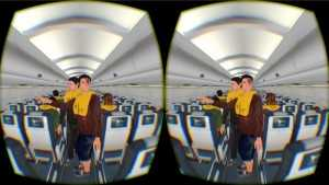 Emergency Water Landing VR3