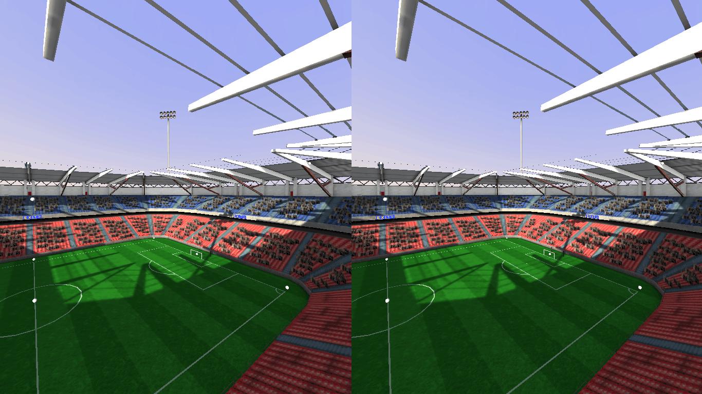 Stadiums for Cardboard VR Demo