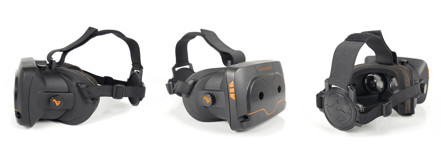 Vrvana's Totum virtual reality gear