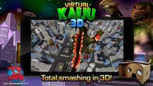 Virtual Kaiju 3D2