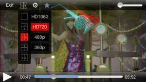 3DTube - Youtube 3D video player2