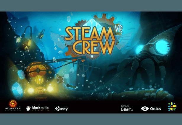 SteamCrew VR