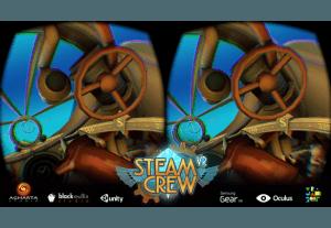 SteamCrew VR2