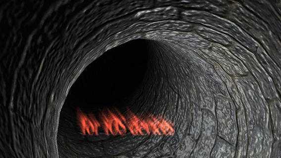 Stereoscopic Tunnel Effect