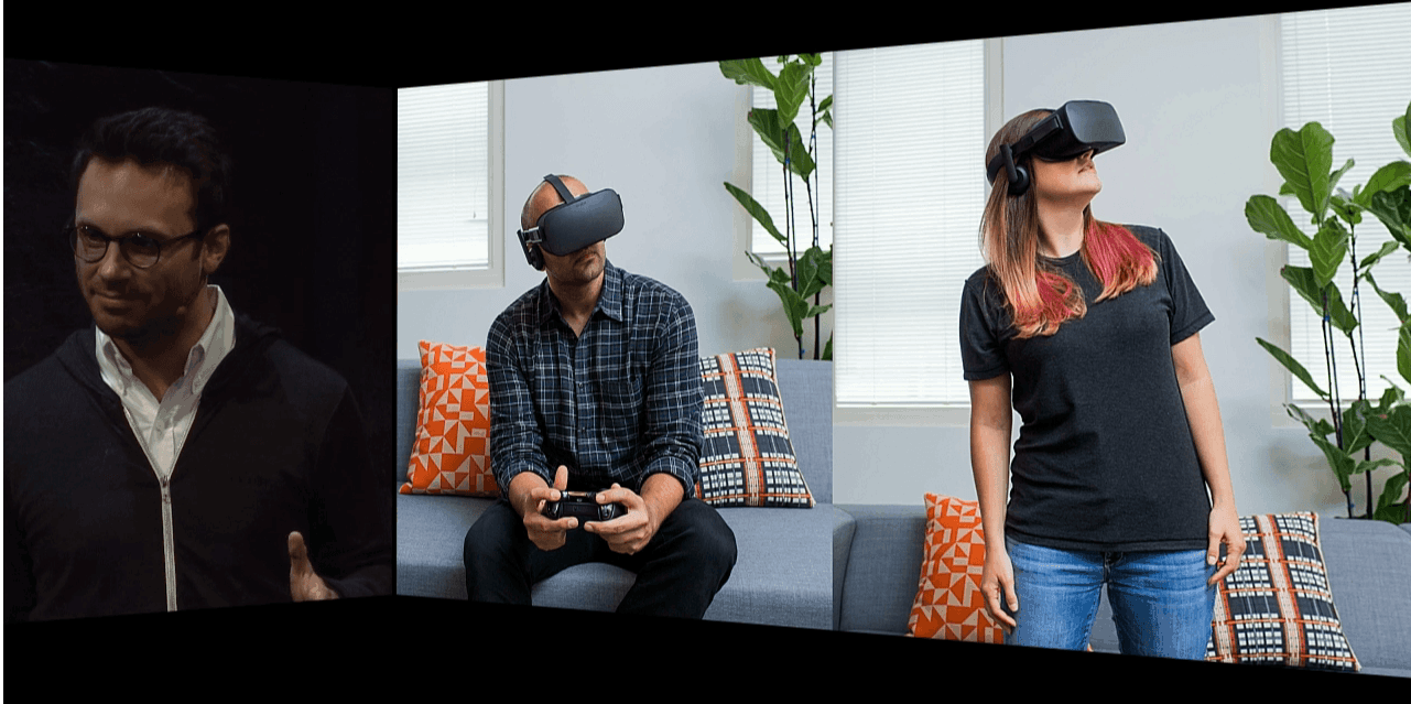 Oculus VR presents the Oculus Rift