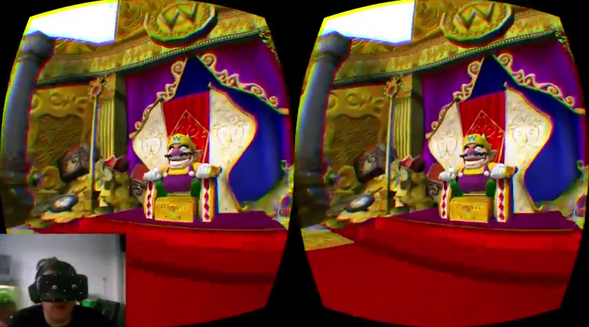 Wario World for Oculus Rift