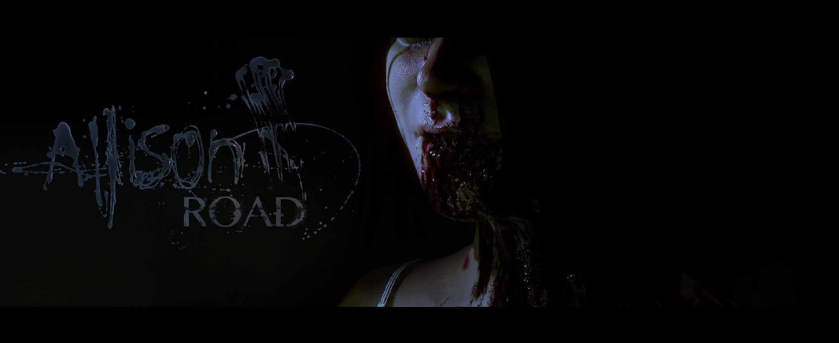 Gameplay footage Allison Road horror game