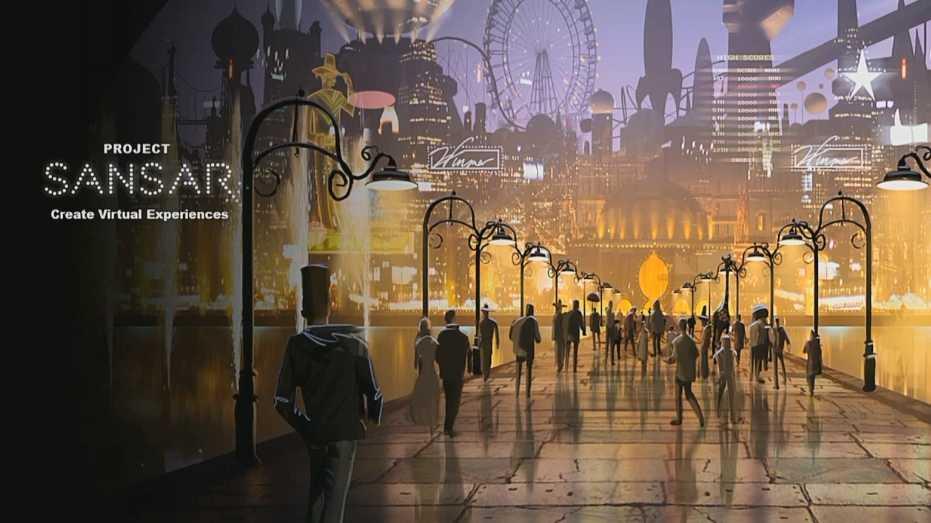 Linden Lab unveils Project Sansar, the VR successor of Second Life