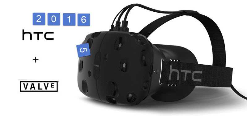 HTC Vive release will be very limited in 2015