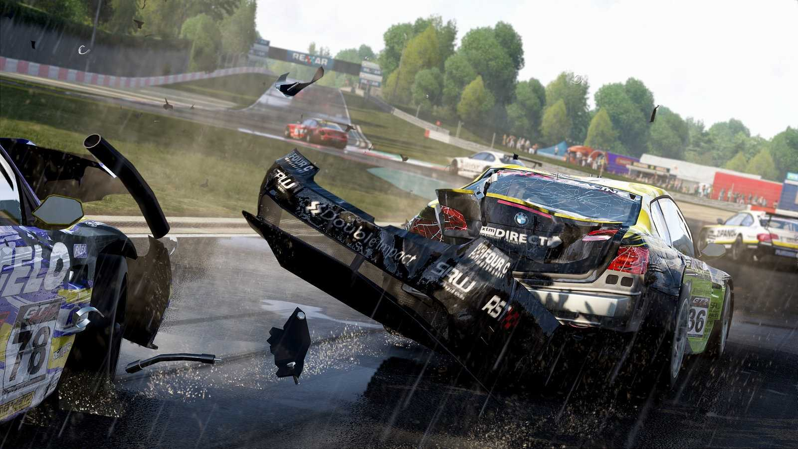 Project Cars: Improved VR support with patch 3.0