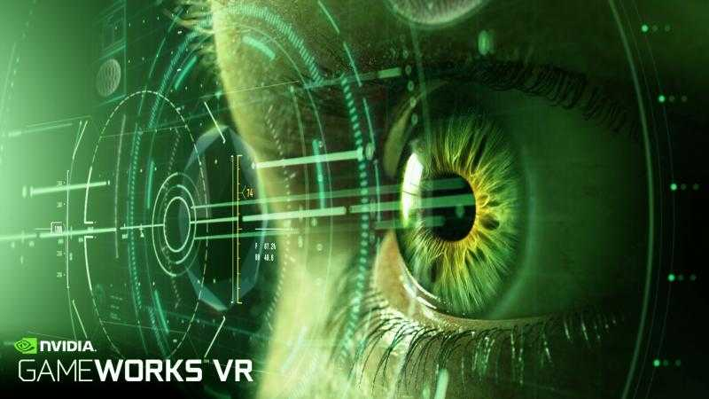 Up to 50% more performance with Gameworks VR