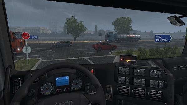 Euro Truck Simulator 23