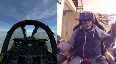 A 10C Oculus Rift Training