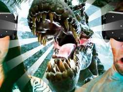 Back to Dinosaur Island | OCULUS RIFT T-REX