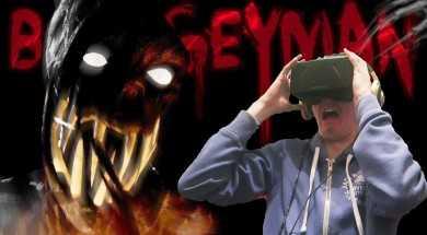 CREEPIN' AND LURKIN' | Boogeyman Oculus Rift