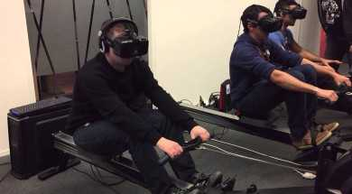 First test of Oculus Rift