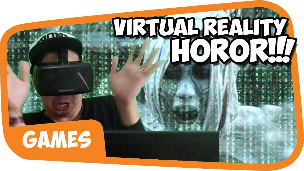 GAME HORROR INDONESIA [Virtual Reality] OCULUS RIFT