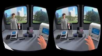Lunchtime with my Gear VR – Labster CSI Forensics Lab