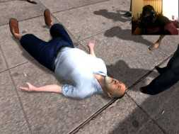 Oculus Rift Dk2: Hunger in LA