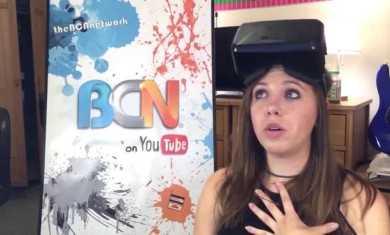 Oculus Rift Reactions: College Kids React to Plane Crashes (Emergency Water Landing)