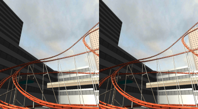 Roller Coaster VR – 3D HD Pro2
