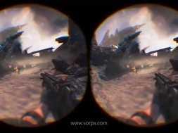 Bulletstorm in VR using VORPX is Intense!