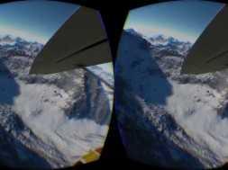 Flying Around Mount Everest In Outerra – Oculus Rift DK2