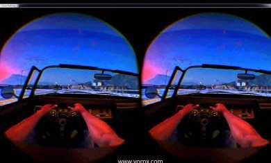 GTA V Oculus Rift Open Top Caddy Chaoselgato HD60 0 fps lost