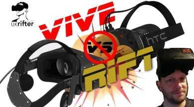 I tried Oculus Rift CV1 & HTC Vive – My first impressions