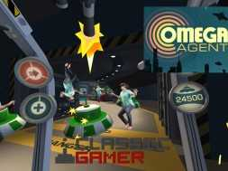 Let's play Omega Agent for Samsung Gear VR