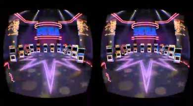 Oculus Arcade for the Gear VR