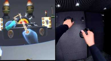 Toybox Demo for Oculus Touch Inside Look