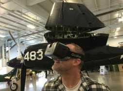 War Thunder – VR Simulator with Oculus Rift / Full Set of Controls