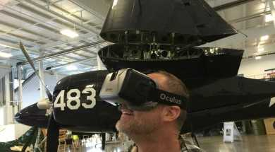 War Thunder – VR Simulator with Oculus Rift / Full Set of Controls