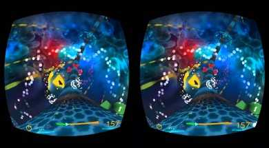 Lunchtime with my Gear VR – InCell
