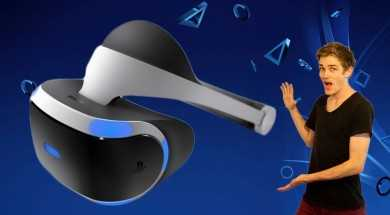 PlayStation VR Hands On!