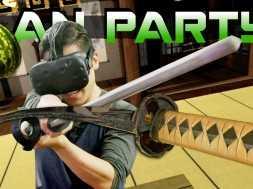 VR KATANA IRL – Ninja Trainer Vive Demo