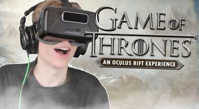 GAME OF THRONES WALL IN VR! | Castle Black Experience (Oculus Rift DK2)