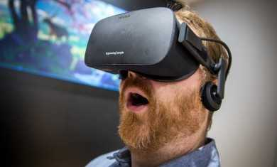Oculus Rift CV1 + Oculus Touch Controller Hands-On + Impressions!