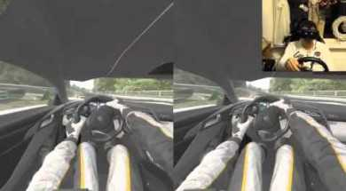 Project CARS in Virtual Reality Nürburgring Full W Motors Lykan HyperSport