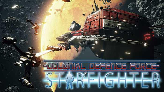CDF Starfighter VR available for HTC Vive