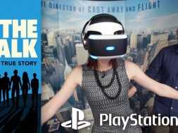 The Walk Virtual Reality Experience  Playstation VR