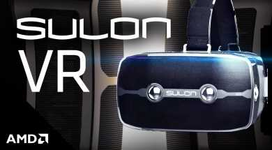 Wireless VR HMD: Sulon Q powered by AMD