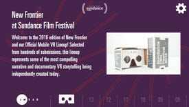 Sundance VR
