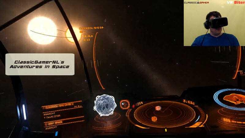 Elite Dangerous Space Blog #01