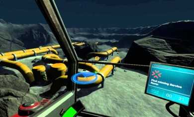 Taking a Look at the Oculus Rift Early Access Title: Firma
