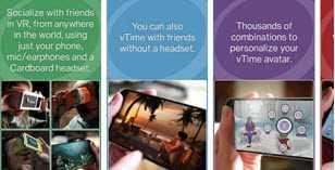 vTime for Google Cardboard