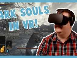 DARK SOULS 3 IN VR – Dark Souls 3 First Person mod with the Oculus Rift!